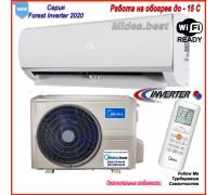 Кондиционер Midea AF8-09N1C2-I/AF8-09N1C2-O Forest Inverter