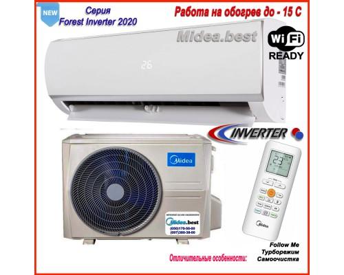 Кондиционер Midea AF8-07N1C2-I/AF8-07N1C2-O Forest Inverter