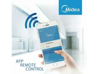 Midea RAC разработала мобильное приложение для современных смартфонов