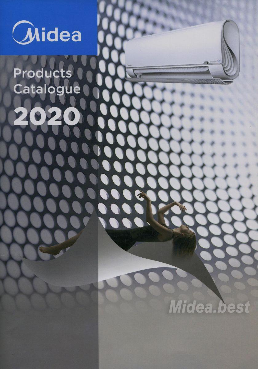 Скачать Каталог Midea (Мидея) 2020 года - вся современная продукция (кондиционеры) Midea в официальном каталоге Украины 2020. Модели кондиционеров Midea. Климатическое оборудование